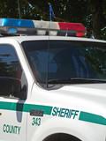 sheriff arriving poster