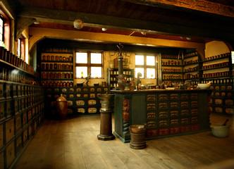 vecchia farmacia