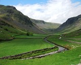 the head of longsleddale