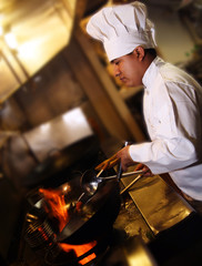 chef cooking 2
