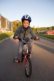apprendre à faire du vélo poster