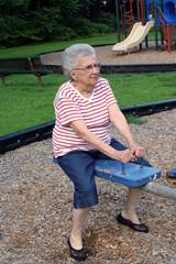 seesaw grandma