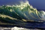 cresting wave poster