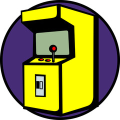 videogame arcade machine