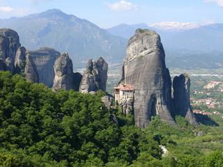 monastère roussanou