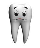 sad tooth poster