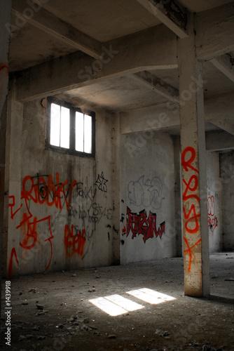 Usine d saffect e de m chanet photo libre de droits 1439918 sur - Acheter une usine desaffectee ...