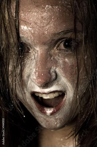 horror- women