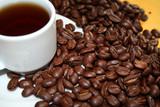 Fototapety a fresh cup
