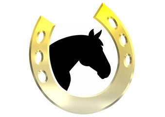 horse gold