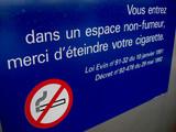 non smoking ! poster