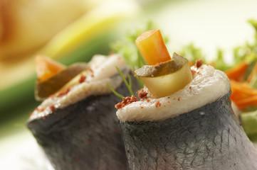 filet of herring