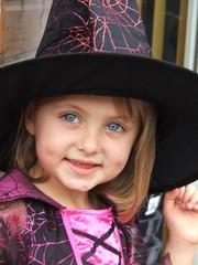 halloween child.
