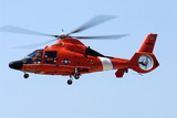 us coast guard helicopter poster