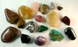 many stones