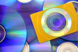 business card size cd poster