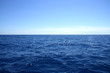 Leinwanddruck Bild - horizon