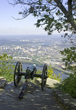 civil war canon, lookout mountain