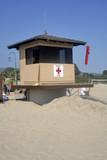 beach first aid poster