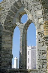 unfinished church, bermuda 2