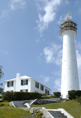 gibbs lighthouse, bermuda