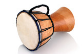 jambe drum - horizontal profile