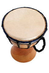 jambe drum - top view