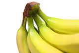 banana bunch poster