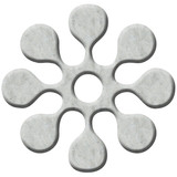 logo de marbre poster