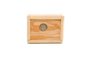 wooden apparatus