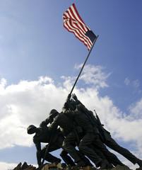 marine memorial iwo jima
