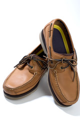 quality leather casual shoes