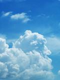 heavenly sky poster