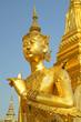 thai palace deity bangkok,thailand
