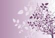 purple background illustration
