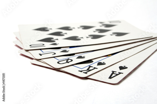 cards poker blackjack
