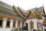 grand palace - historic bangkok, thailand poster