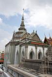 phra viharn yod - bangkok, thailand poster