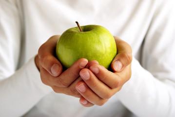 green aple