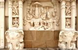 india, kanchipuram: kailashanatha temple poster