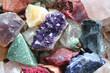 gemischte steine, edelsteine