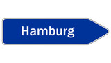 hamburg zeichen poster