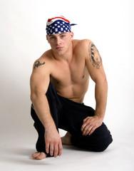 all-american guy