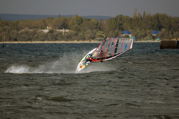 freestyle contest on the black sea cup, russua.
