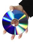 cd dvd-r disc poster