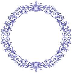 fairy-tale frame
