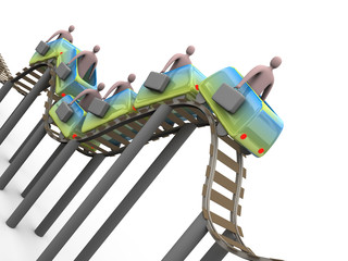 business rollercoaster #4