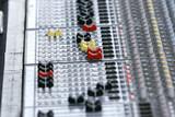 sound mixer poster