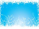 winter foliage poster