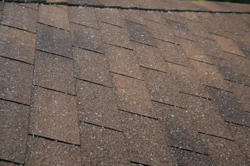 rooftop hail